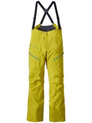 Patagonia Powslayer Bib Pants fluid green Naiset