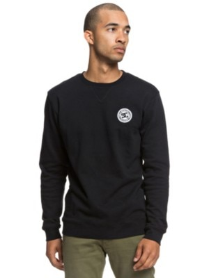 DC Rebel Crew Sweater black Miehet