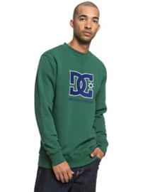 DC Glenridge Crew Sweater hunter green Miehet