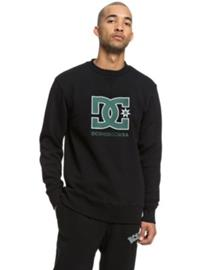 DC Glenridge Crew Sweater black Miehet
