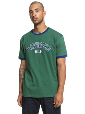 DC Glenridge T-Shirt hunter green Miehet