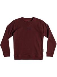 DC Craigburn Crew Sweater Boys2 cabernet Jätkät