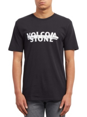 Volcom Big Mistake Basic T-Shirt black Miehet