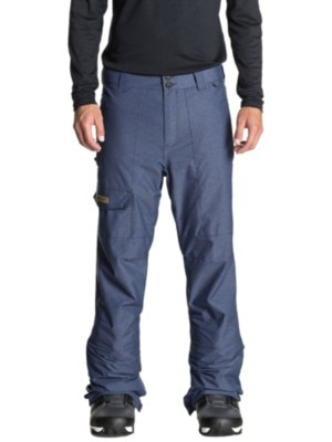 DC Dealer Pants insignia blue Miehet