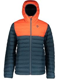 Scott Insuloft 3M Outdoor Jacket tng orange / nghtfll blue Miehet
