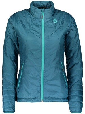Scott Insuloft Light Outdoor Jacket dragonfly green Naiset