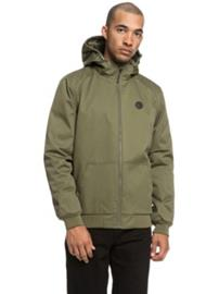 DC Ellis Padded Jacket burnt olive Miehet