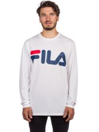 Fila Classioc Logo T-Shirt LS bright white Miehet