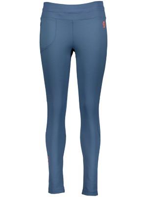 Scott Defined Warm Tech Pants denim blue Naiset
