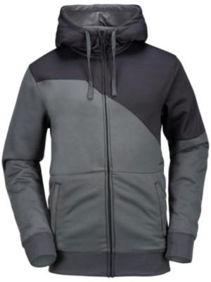 Volcom A.I.B. Fleece Pullover vintage black Miehet