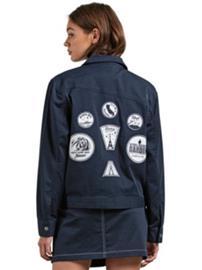 Volcom Frochickie Jacket navy Naiset