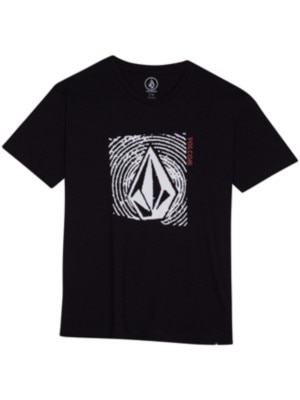 Volcom Stonar Waves Dd T-Shirt Boys black Jätkät