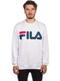 Fila Basic Sweater bright white Miehet