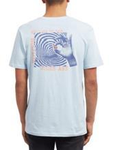 Volcom Courtesy Basic T-Shirt arctic blue Miehet
