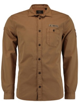 O'Neill Twill Shirt LS otter Miehet