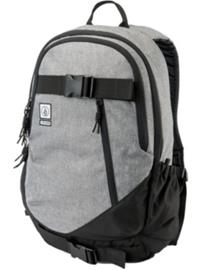 Volcom Substrate Backpack black grey Miehet