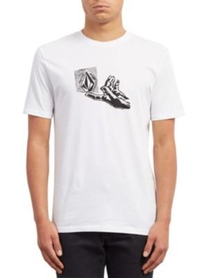 Volcom Tilt Basic T-Shirt white Miehet