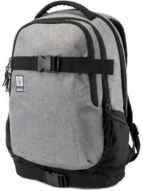Volcom Vagabond Stone Backpack black grey Miehet