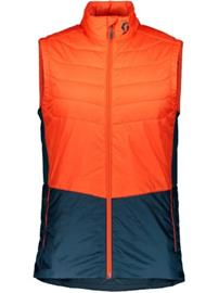 Scott Insuloft Light Vest tng orange / nghtfll blue Miehet