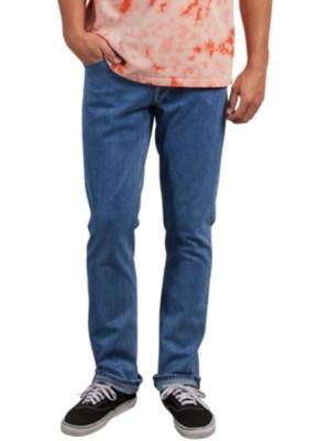 Volcom Vorta Jeans stone blue Miehet