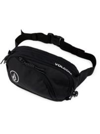 Volcom Waisted Pack Bag black Miehet