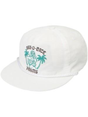 Volcom Pair-O-Dice Cap white Miehet