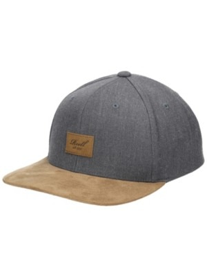 REELL Suede Cap heather charcoal Miehet