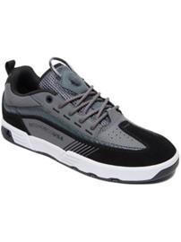 DC Legacy98 Slm S Skate Shoes black / grey / grey Miehet