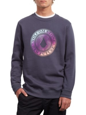 Volcom Supply Stone Crew Sweater midnight blue Miehet