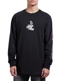Volcom Noa Noise T-Shirt LS black Miehet