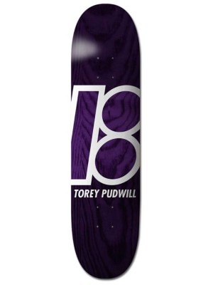 Plan B Pudwill Stained 8.25'' Skateboard Deck uni