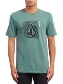 Volcom Stonar Waves Dd T-Shirt pine Miehet