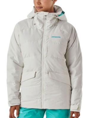 Patagonia Pipe Down Jacket birch white Naiset