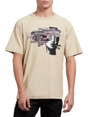 Volcom Noa Noise Head T-Shirt clay Miehet