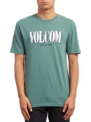 Volcom Lifer Dd T-Shirt pine Miehet