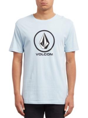 Volcom Crisp Stone Basic T-Shirt arctic blue Miehet