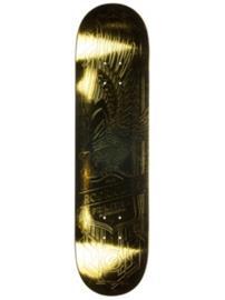 "Primitive Rodriguez Gold Foil Eagle 8.0"""" Skateboard Deck uni"