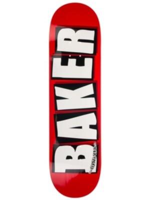 """Baker Brand Logo White 8.5"""""""" Skateboard Deck white"""