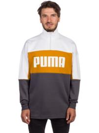 Puma Retro Crew Turtle Rib Neck Sweater iron gate Miehet