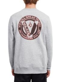 Volcom Supply Stone Crew Sweater storm Miehet