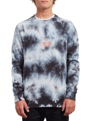 Volcom Resist Crew Sweater storm Miehet
