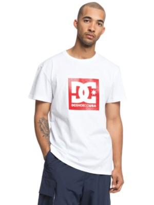 DC Pill Boxing T-Shirt snow white Miehet
