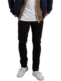 Volcom Vorta Tapered Jeans blackout Miehet