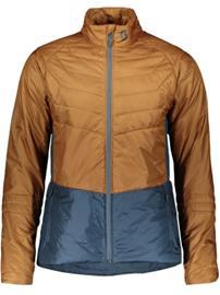 Scott Insuloft Light Outdoor Jacket tobacco brown / nghtfll blu Miehet