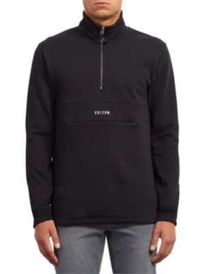 Volcom Rixon Mock Sweater black Miehet