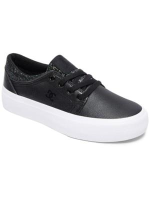 DC Trase SE Sneakers Girls black multi Tytöt