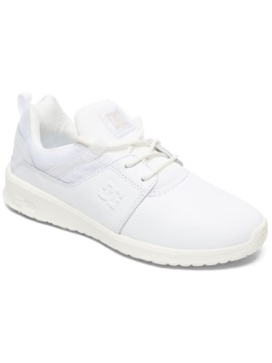 DC Heathrow LE Sneakers Women white / white Naiset