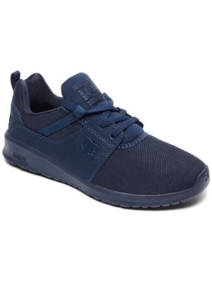 DC Heathrow Sneakers Women navy Naiset
