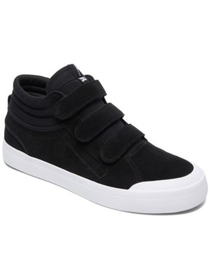 DC Evan HI V S Skate Shoes black / white Miehet