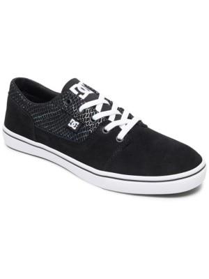 DC Tonik SE Sneakers Women black / silver / black Naiset